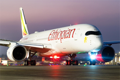 Case Study: Ethiopian Airlines Passenger Management