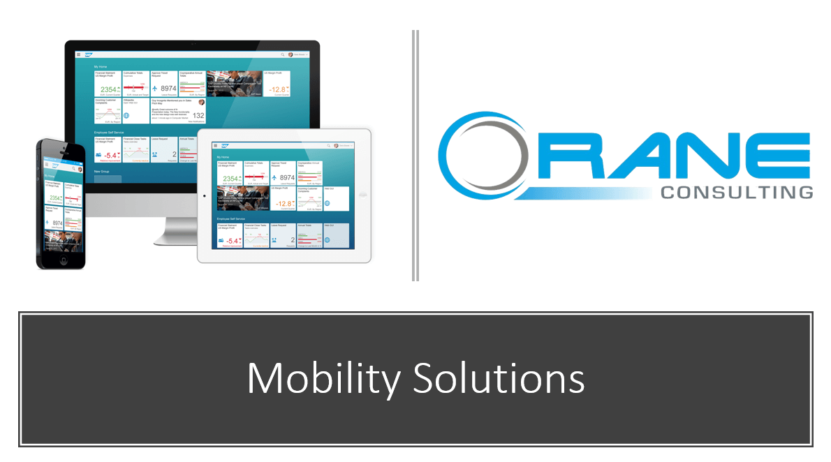 SAP ABAP Mobility Solutions by Orane