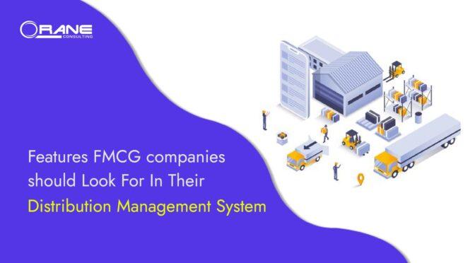 Features FMCG companies – 1